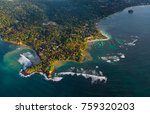 aerial view of the cape of the... | Shutterstock . vector #759320203