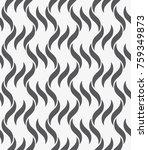 vector seamless pattern. modern ... | Shutterstock .eps vector #759349873