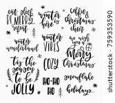 Prihandwritten Christmas Wishe...