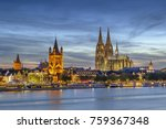 view of historical center of... | Shutterstock . vector #759367348