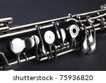 Oboe Musical Instrument Of...