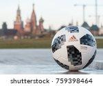 november 13  2017 moscow ... | Shutterstock . vector #759398464