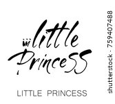 vector illustration of little... | Shutterstock .eps vector #759407488