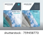covers design with space for... | Shutterstock .eps vector #759458773