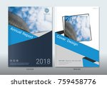 covers design with space for... | Shutterstock .eps vector #759458776