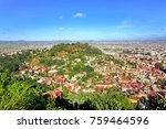 View Of Some Districts From Th...
