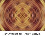 abstract dynamic orange... | Shutterstock . vector #759468826