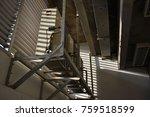 install air conditioner | Shutterstock . vector #759518599