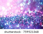 abstract  twinkled  christmas... | Shutterstock . vector #759521368