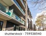 modern residential architecture ...   Shutterstock . vector #759538540