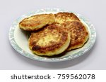 russian style cottage cheese... | Shutterstock . vector #759562078