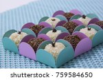 traditional brazilian sweet ... | Shutterstock . vector #759584650