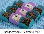 traditional brazilian sweet ... | Shutterstock . vector #759584740