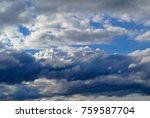 Clouds Sky Stratocumulus Stratocumulus Clouds - Fine Art prints