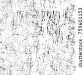 grunge black and white pattern. ... | Shutterstock . vector #759601153