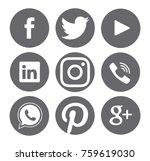 kiev  ukraine   november 15 ...   Shutterstock . vector #759619030