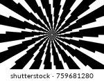 lightning bolt   abstract... | Shutterstock .eps vector #759681280