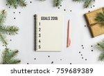 goals plans dreams make to do... | Shutterstock . vector #759689389