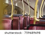 seats on the bus | Shutterstock . vector #759689698