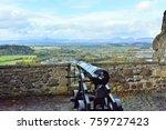 Antique Defense Cannon Aiming...