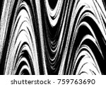 black and white grunge pattern... | Shutterstock . vector #759763690