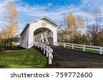 Weddle Wooden Covered Bridge I...