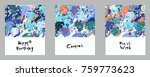 collection of creative...   Shutterstock .eps vector #759773623