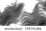 black and white horizontal...   Shutterstock . vector #759791386