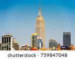 new york  usa   sep 18  2017 ... | Shutterstock . vector #759847048