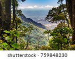 woodland view of valley near... | Shutterstock . vector #759848230