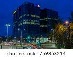 gdansk  poland   october 11 ... | Shutterstock . vector #759858214