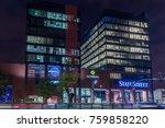 gdansk  poland   october 11 ... | Shutterstock . vector #759858220