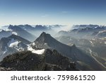 icefields parkway from the... | Shutterstock . vector #759861520