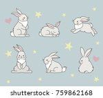 Cute Little Rabbits Collection...