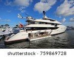 fort lauderdale  fl   usa ...   Shutterstock . vector #759869728