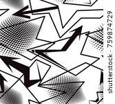 abstract seamless grunge...   Shutterstock .eps vector #759874729