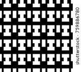 seamless surface pattern design ... | Shutterstock .eps vector #759886780