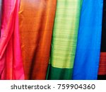 sri lanka colorful handloom...   Shutterstock . vector #759904360