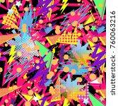 Abstract Seamless Vector...