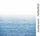 blue water surface background... | Shutterstock . vector #760063810