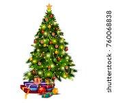 easy to edit vector... | Shutterstock .eps vector #760068838