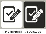 registration   black and white... | Shutterstock .eps vector #760081393