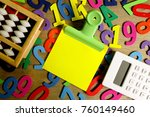 education  business and finance ... | Shutterstock . vector #760149460