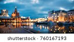 helsinki  finland. abstract... | Shutterstock . vector #760167193