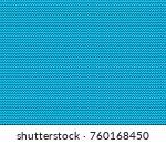 light blue knitted background.... | Shutterstock .eps vector #760168450
