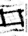 grunge black and white pattern. ... | Shutterstock . vector #760176538