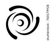 Drop Swirling Water Logotype...