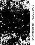 grunge black and white pattern. ...   Shutterstock . vector #760221979
