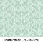 vector illustration of leaves... | Shutterstock .eps vector #760250398