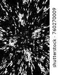 grunge black and white pattern. ...   Shutterstock . vector #760270009